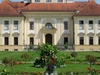 Schloss Lustheim Gartenseite
