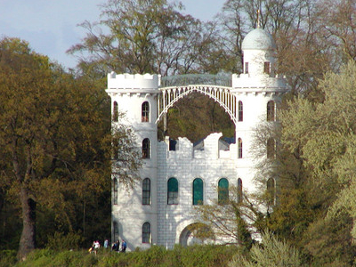Pfaueninsel Castle
