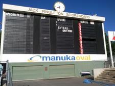 Scoreboard Manuka