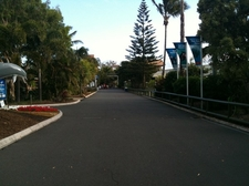 Seaworld Main Path