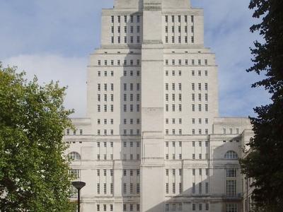 Senate House University Of London