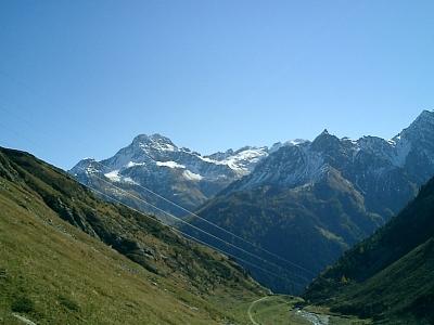 Septimer Pass