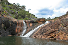 Main Section Of Serpentine Falls