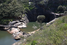 Serpentine Falls Pool From South