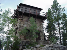 Shadow Mountain Lookout