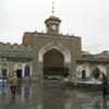 Shah Abdol Azim Courtyard