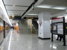 Shanghai Children's Medical Center Station