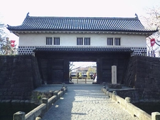 Omote Mon Gate
