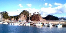 Port At Shikinejima