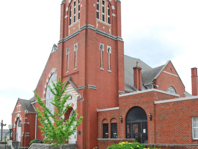 Shiloh Baptist Church Chattanooga