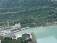 Shimen Reservoir Dam.