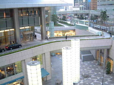 Shiodome City Center Underground