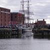Ship In Dukes Dock
