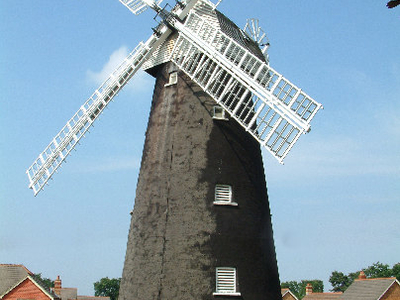 Shirley  Windmill