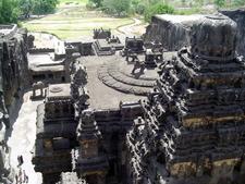 Shiva Temple Top Of Rock