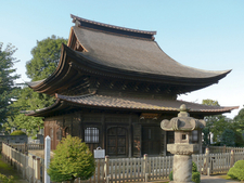 Shofukuji Jizo Hall Left Front