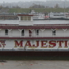 Majestic Moored At Cincinnati