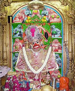 Shri Hanuman Mandir Sarangpur