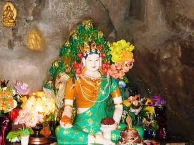 Statue Of Princess Mandarava