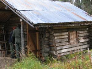 Sushana río Guardabosques Cabin N º 17