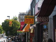 Shops On Telegraph Street