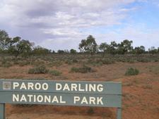 Paroo-Darling National Park