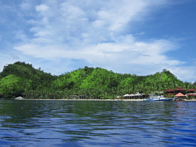 Sikuai Island