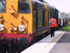 Silecroft la estación de tren