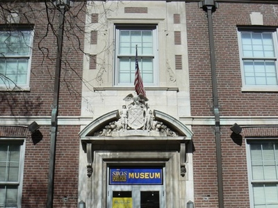 Staten Island Museum Entrance