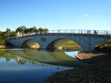 Sydney International Regatta Centre Bridge