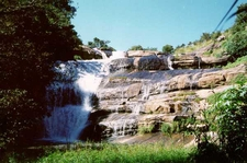 Skamba Falls
