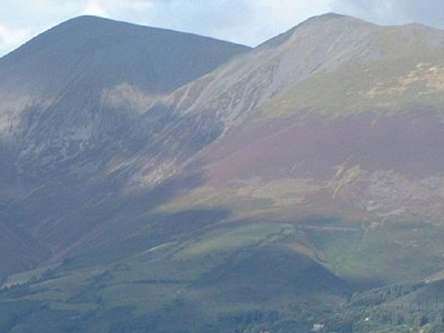 Skiddaw And  Little  Man