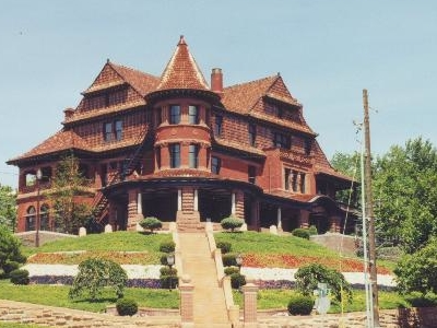 Alfred McCune Home