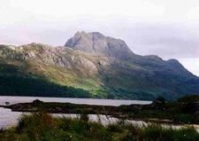 Slioch From Loch Maree