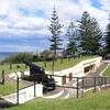 RML 80-Pounder 5 Ton Gun At Smiths Hill Fort