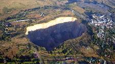 Cullinan Premier Mine Open Pit