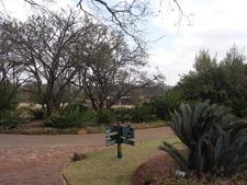 The Pretoria National Botanical Garden