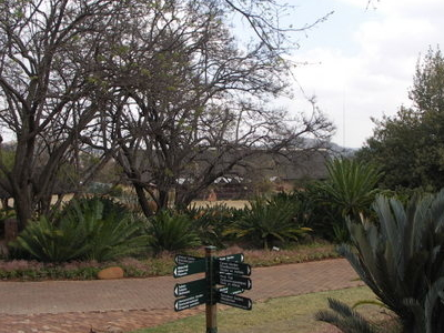 The Pretoria National Botanical Garden