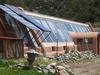 Passive Solar Building Near Crestone