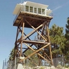 Lookout Tower At South Mount Hawkins
