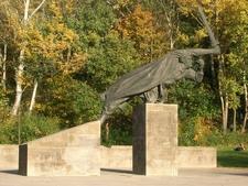 Monument To The Spanish Civil War