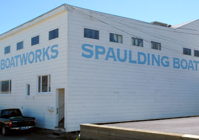 Spaulding Wooden Boat Center