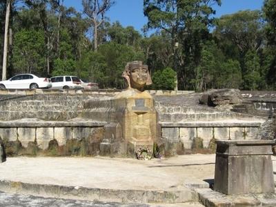 Sphinx Memorial