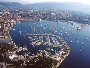 Puerto de Split