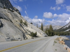 SR 120 In Yosemite National Park