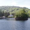 Loch Katrine With Factor Isle
