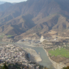 Srinagar From Southern Hill