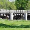 Aux Sable Creek Aqueduct Morris