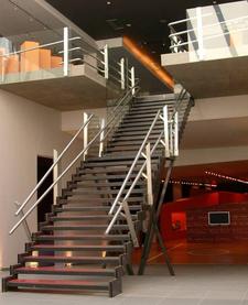 Inside Stair Case
