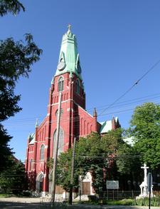 St. Albertus Roman Catholic Church